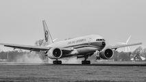 B-2076 - China Cargo Boeing 777F aircraft