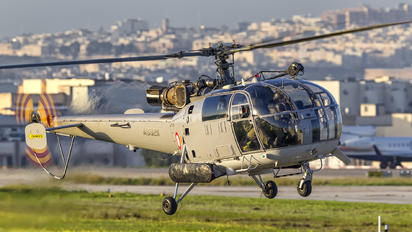 AS9211 - Malta - Armed Forces Sud Aviation SA-316 Alouette III