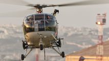 AS9211 - Malta - Armed Forces Sud Aviation SA-316 Alouette III aircraft