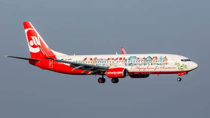 D-ABML - Air Berlin Boeing 737-800