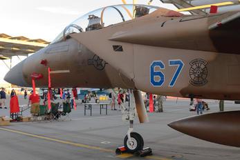 78-0567 - USA - Air Force McDonnell Douglas F-15D Eagle