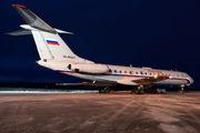 RA-65911 - Rossiya Tupolev Tu-134AK aircraft