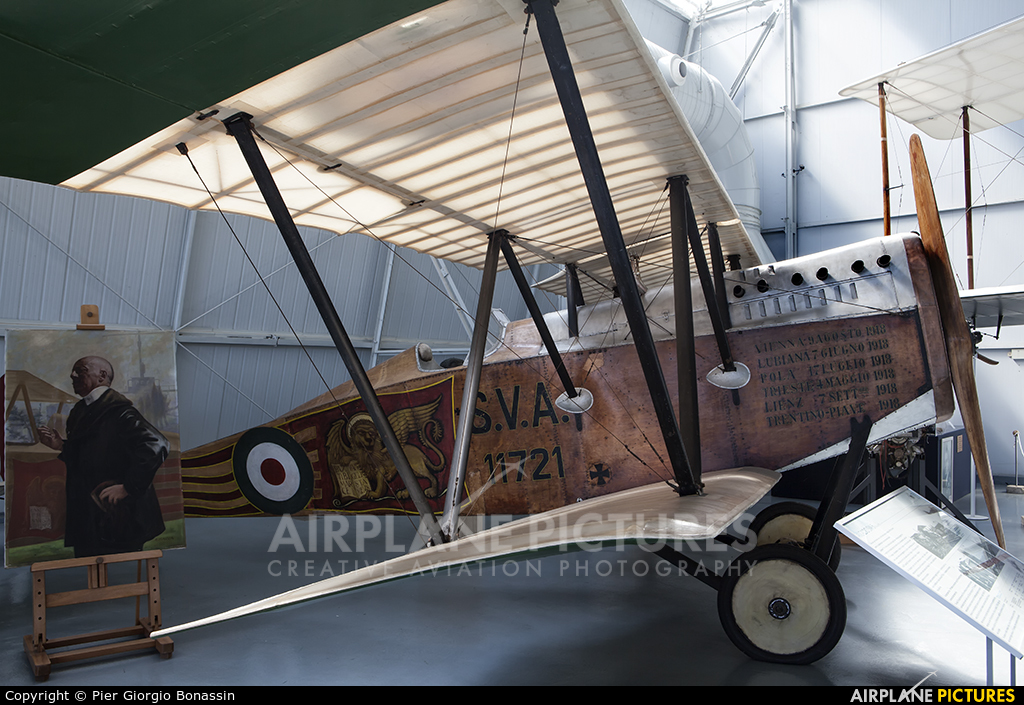 Italy - Air Force 11721 aircraft at Vigna di Valle - Italian AF Museum
