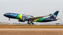 PR-AIV - Azul Linhas Aéreas Airbus A330-200 aircraft
