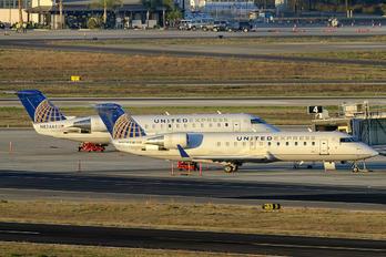 N824AS - United Express - SkyWest Bombardier CRJ-700