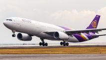 HS-TEQ - Thai Airways Airbus A330-300 aircraft