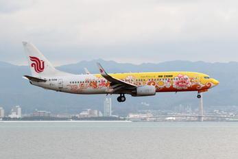 B-5198 - Air China Boeing 737-800