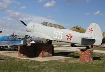 55 - Bulgaria - Air Force Yakovlev Yak-11