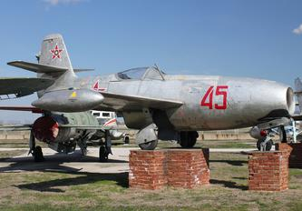 45 - Bulgaria - Air Force Yakovlev Yak-23