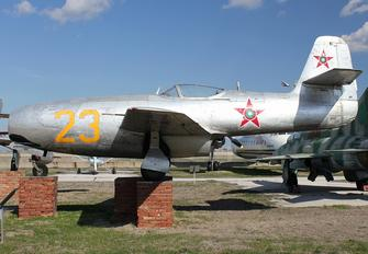 23 - Bulgaria - Air Force Yakovlev Yak-23