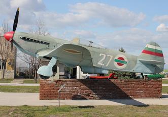 27 - Bulgaria - Air Force Yakovlev Yak-9UM