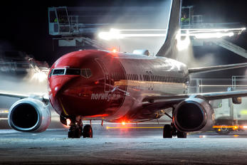 LN-NOD - Norwegian Air Shuttle Boeing 737-800