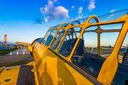 N27775 - Private North American Harvard/Texan (AT-6, 16, SNJ series) aircraft