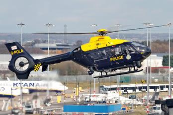 G-POLA - UK - Police Services Eurocopter EC135 (all models)
