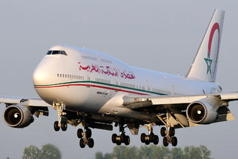 Royal Air Maroc - most liked photos | Airplane-Pictures.net