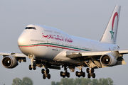 CN-RGA - Royal Air Maroc Boeing 747-400 aircraft