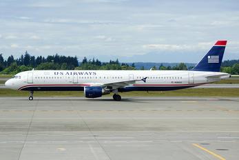 N184US - US Airways Airbus A321