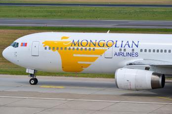JU-1011 - Mongolian Airlines Boeing 767-300ER
