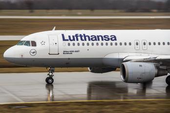 D-AIPA - Lufthansa Airbus A320