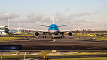 - - KLM Airbus A330-300 aircraft