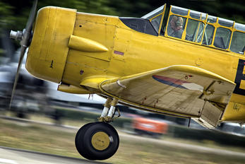 "PH-LSK - Netherlands - Air Force ""Historic Flight"" North American Harvard Mk.I"