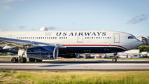 N289AY - US Airways Airbus A330-200 aircraft