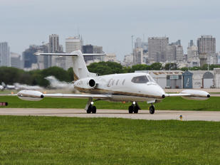 LV-ZTH - Private Learjet 25