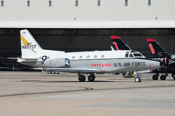 N607CF - USA - Air Force North American T-39A Sabreliner