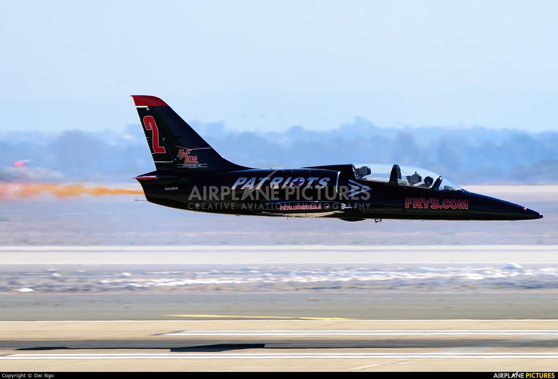 Patriots Jet Team N239RH aircraft at Miramar MCAS / Mitscher Field