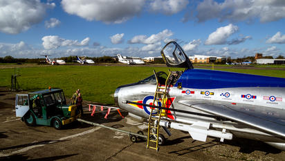XS458 - Private English Electric Lightning T.5