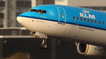 PH-BXG - KLM Boeing 737-800 aircraft