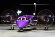 G-FLBE - Flybe de Havilland Canada DHC-8-400Q / Bombardier Q400 aircraft