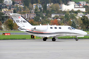 OE-FWH - Private Cessna 510 Citation Mustang