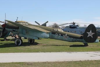 27 - Bulgaria - Air Force Tupolev Tu-2