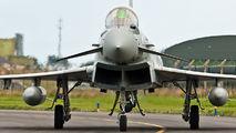 ZK335 - Royal Air Force Eurofighter Typhoon FGR.4 aircraft