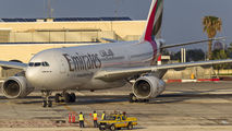 A6-EAD - Emirates Airlines Airbus A330-200 aircraft