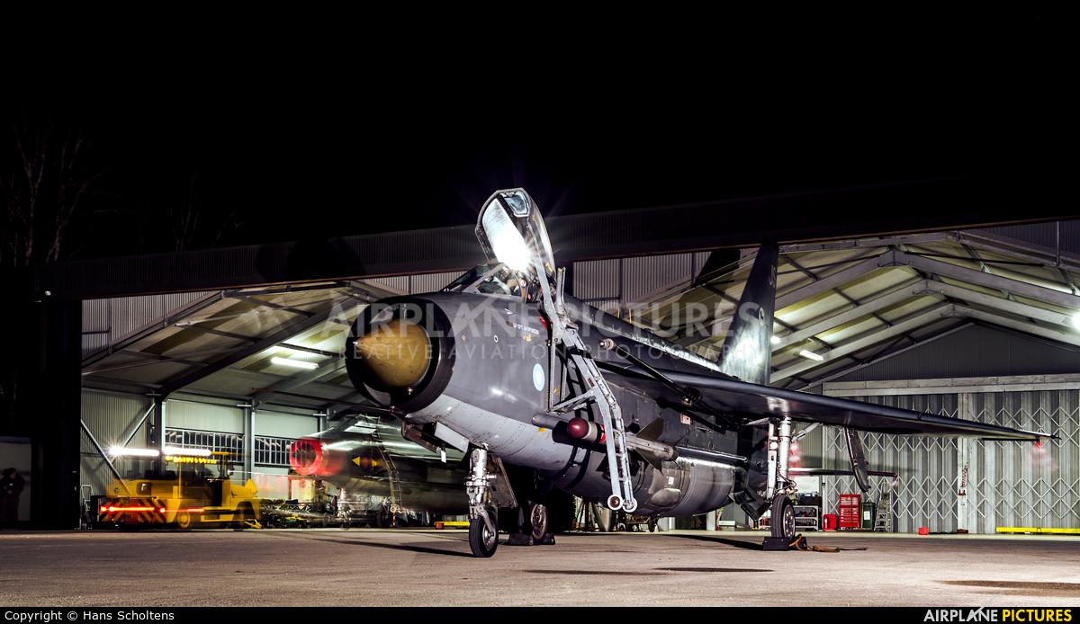 Royal Air Force XR728 aircraft at Bruntingthorpe