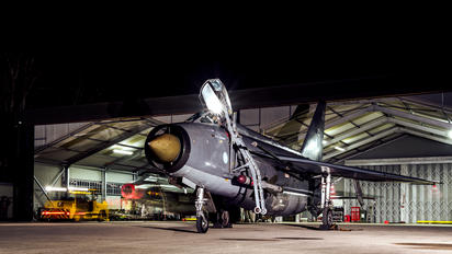 XR728 - Royal Air Force English Electric Lightning F.6