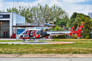 PR-SPK - Brazil - Police Aerospatiale AS350 Ecureuil / Squirrel aircraft