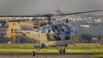 AS9211 - Malta - Armed Forces Sud Aviation SA-316 Alouette III aircraft