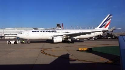 F-GZCF - Air France Airbus A330-200