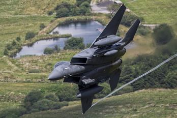91-335 - USA - Air Force McDonnell Douglas F-15E Strike Eagle