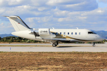 LZ-BVD - Private Canadair CL-600 Challenger 605
