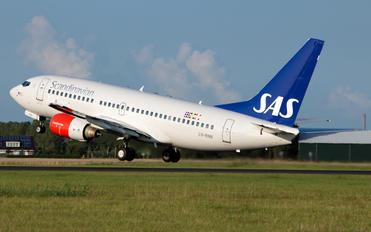 LN-RNN - SAS - Scandinavian Airlines Boeing 737-700