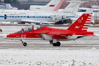 02 - Gromov Flight Research Institute Yakovlev Yak-130