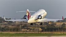 A7-CEA - Qatar Executive Canadair CL-600 Challenger 605 aircraft
