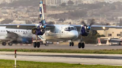 EW-378TG - Vulkan Air Antonov An-26 (all models)