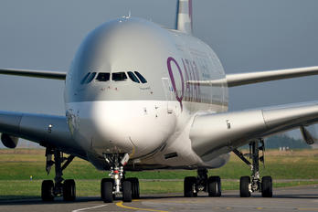 A7-APB - Qatar Airways Airbus A380