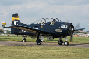 N828JC - Private North American T-28B Trojan