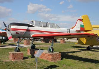 02 - Bulgaria - Air Force Yakovlev Yak-52